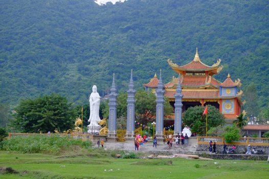chùa tượng hải cù lao chàm