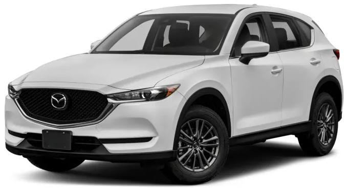Mazda CX 5 2019