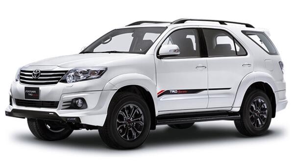 Toyota Fortuner V 2019