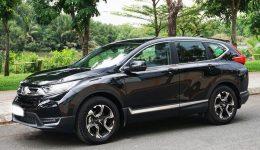cho thuê xe Honda CRV tự lái