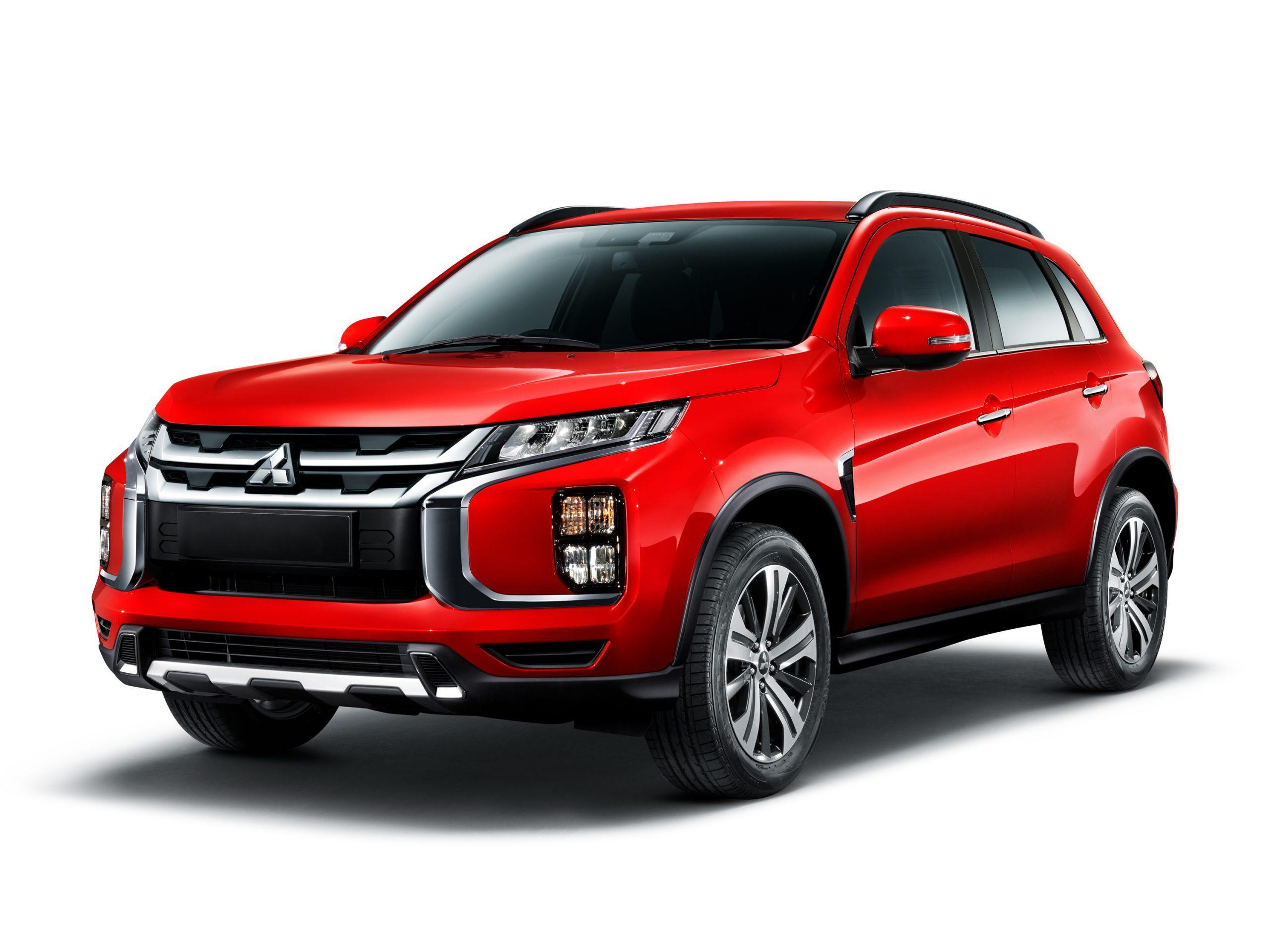 Mitsubishi Outlander 2019 – 2020