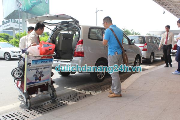 thuê xe du lịch giá rẻ ở đà nẵng