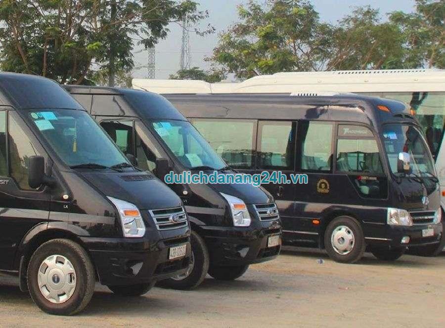 3 lí do bạn nên thuê xe du lịch khi đến Đà Nẵng