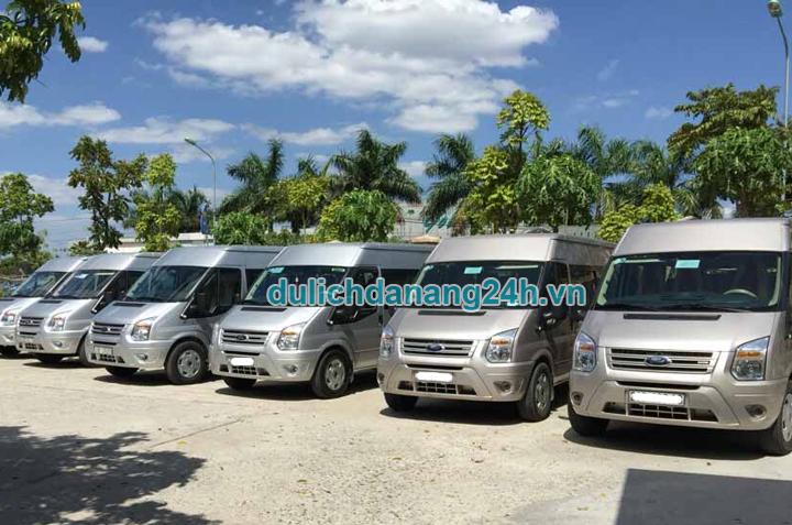 thuê xe du lịch uy tín tại đà nẵng