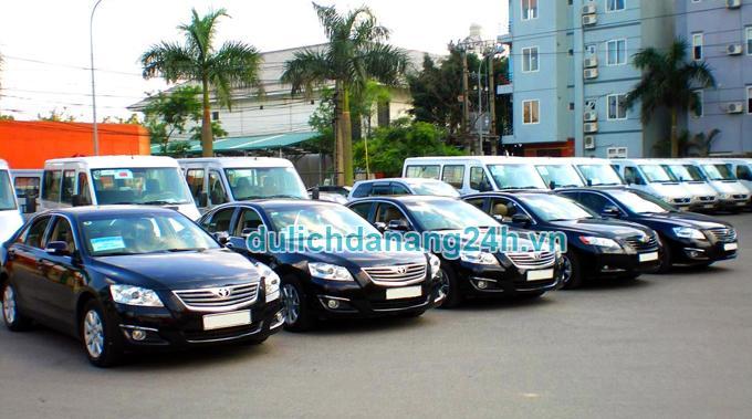 Cẩm nang thuê xe ô tô tự lái giá rẻ tại Đà Nẵng