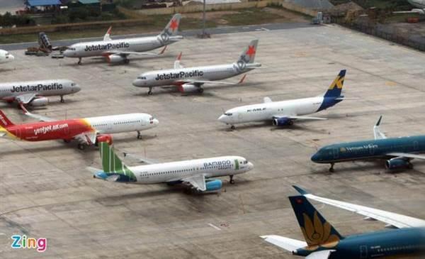 Giá vé máy bay nội địa về mức 'đáy'
