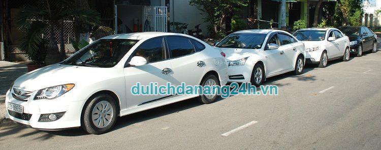 thuê xe giá rẻ tại đà nẵng
