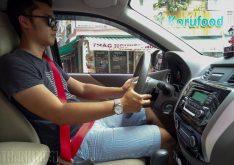 Tận hưởng không gian riêng tư với xe tự lái giá rẻ dulichdanang24h