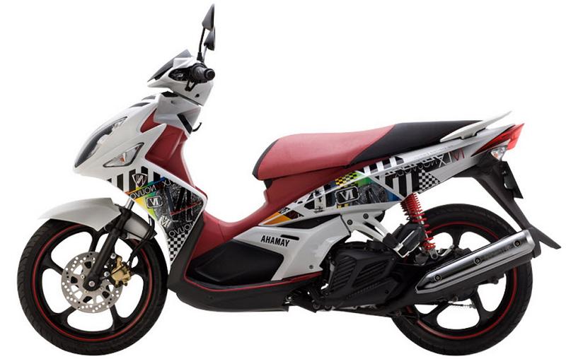 Yamaha Nouvo lx