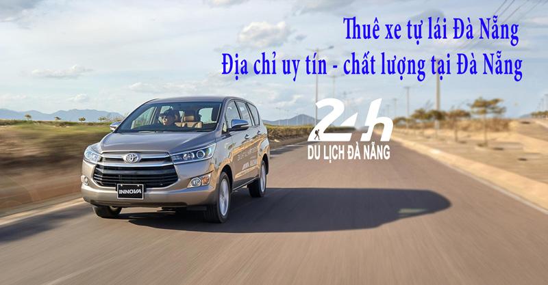 thuê xe tự lái Đà Nẵng Sơn Trà