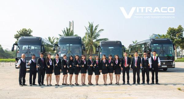 Công ty Liên Hợp vận tải và Du lịch Vitraco