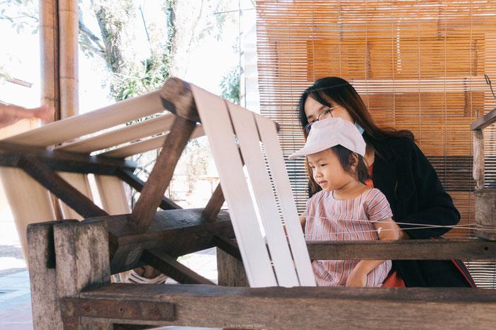 Đảo văn hóa dân gian tại Vinpearl Nam Hội An