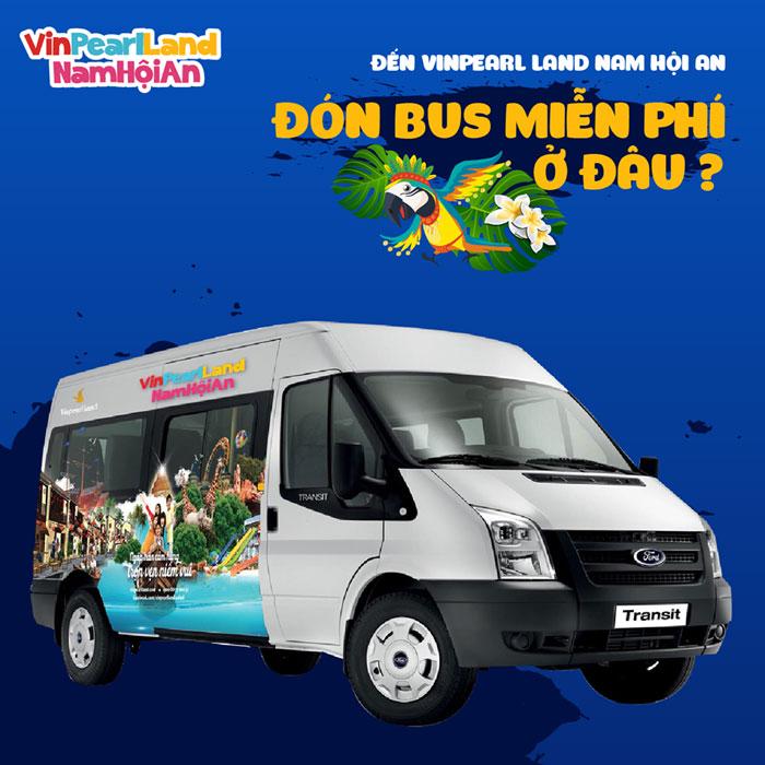 Lịch xe bus vinpearl Nam Hội An