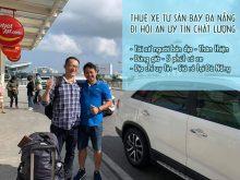 Tổng hợp cách di chuyển từ sân bay Đà Nẵng đi Hội An nhanh nhất