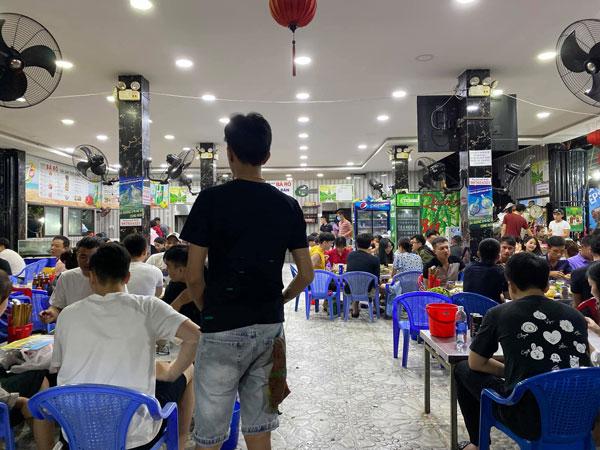 quán nhậu hải sản ngon ở đà nẵng - Quán Bà Rô