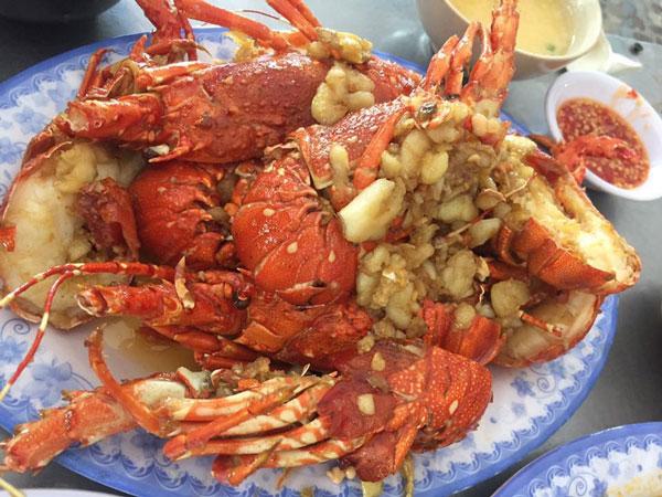 quán nhậu hải sản ngon ở đà nẵng Bà Rô