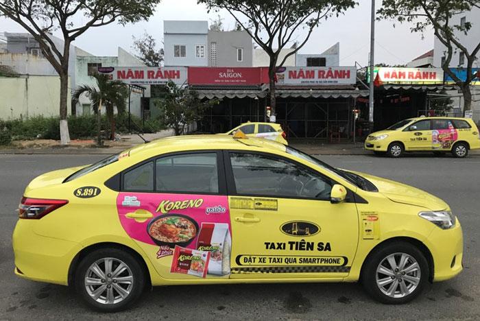 số điện thoại taxi tiên sa đà nẵng